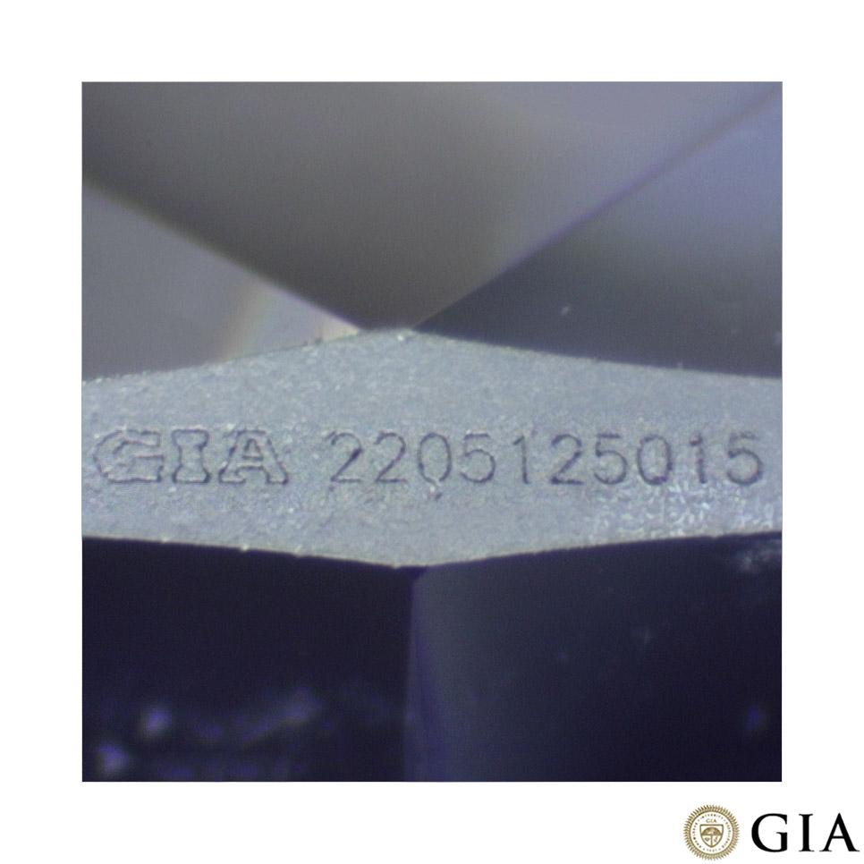 Platinum Round Brilliant Cut Diamond Ring 2.00ct I/SI1